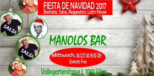 Fiesta de Navidad 06.12.17, 19:30 Uhr