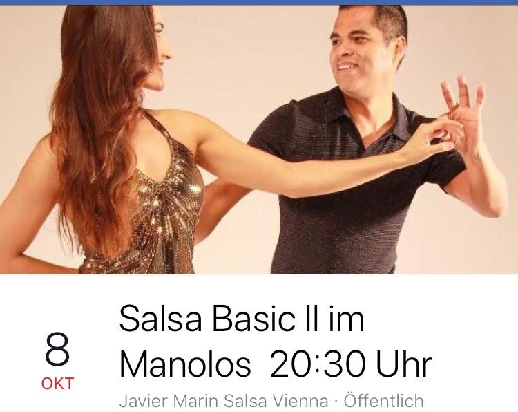 Basic II Ab Mo., 08.10.18, 19:00 Uhr