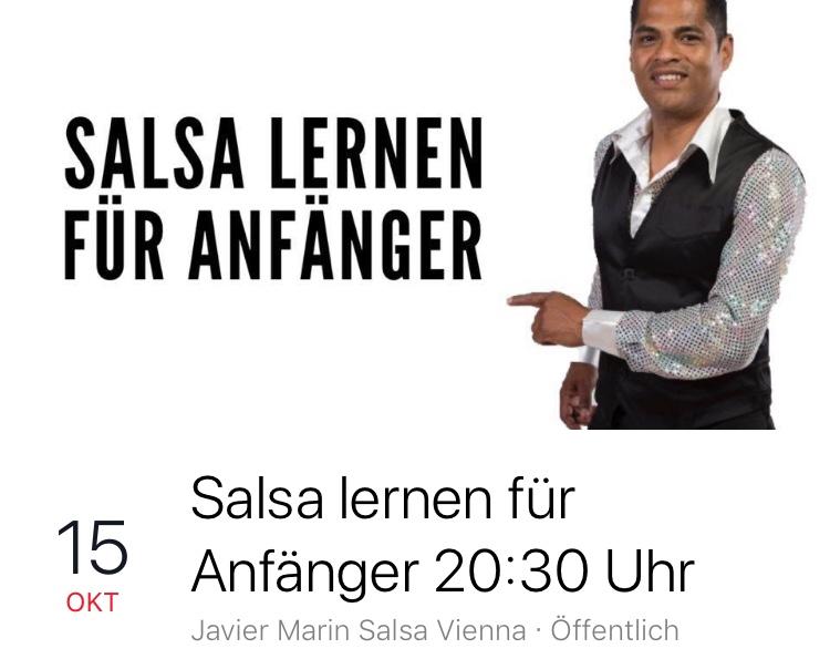 Salsa lernen für Anfänger ab Montag, den 15.10.18 ab 20:30 Uhr im Manolos